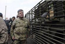 En Ukraine, une trêve et des menaces