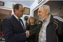 Les coulisses de sa rencontre avec Fidel Castro