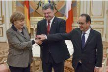L'Europe face à Poutine pour sortir de l'impasse