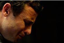 """La """"tristesse"""" d'Oscar Pistorius"""