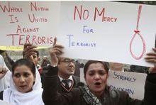 Reprise des exécutions au Pakistan