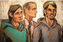 Trois hommes accusés de soutenir Daech