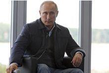 Vladimir Poutine, le mot de trop