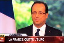 Hollande, l'anti-euro