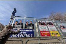 Départementales : le FN et l'UMP au coude-à-coude