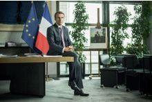 Emmanuel Macron, le New Deal
