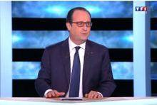 Hollande espère toujours l'amélioration avant 2017