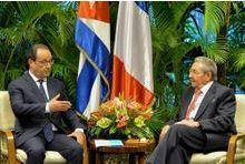 Le pied de nez de Hollande à Obama