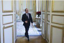 Hollande à la recherche de nouvelles idées