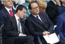"""Avec Manuel Valls, """"rien ne peut nous séparer"""""""