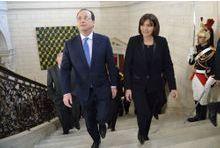 Hidalgo envoie bouler Hollande