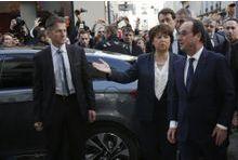 Les retrouvailles lilloises de Hollande et Aubry