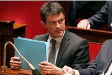 Manuel Valls domine son camp