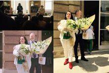 Denis Baupin et Emmanuelle Cosse : l'amour en vert