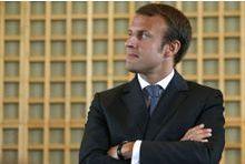 Emmanuel Macron, l'homme pressé