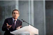 """Nicolas Sarkozy, chef de l'""""armée"""" UMP"""