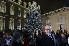 Noël en famille pour François Hollande
