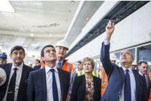 Les Français souhaitent un match Valls-Juppé
