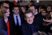 Victorieux, Sarkozy devra composer