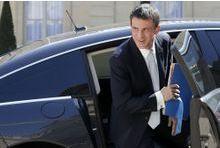 Popularité en hausse pour Manuel Valls