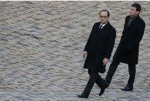 """""""A gauche, Hollande ne recule pas"""""""