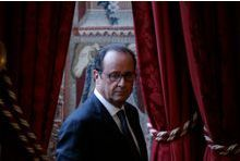 Sondage. L'image brisée de François Hollande