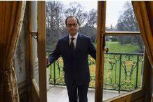 Sur Canal+, Hollande veut faire branché