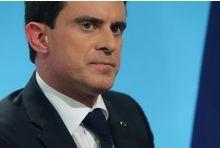 Valls au sommet, Sarkozy à la peine