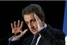 Avant les élections, Sarkozy à droite toute
