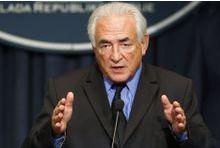 DSK attaque un romancier en diffamation