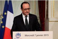 Le verbatim de l'intervention de François Hollande