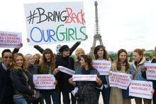 Les Françaises se mobilisent pour les lycéennes nigérianes