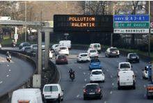 La vitesse maximale autorisée abaissée de 20 km/h en Île-de-France