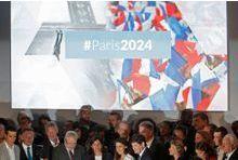 Paris officiellement candidate