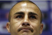10 mois de prison contre Cannavaro