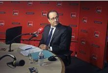 Hollande, avocat de la loi Macron