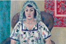 """La """"femme assise"""" de Matisse bientôt restituée à Anne Sinclair"""