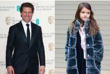 Tom Cruise n'a pas vu sa fille depuis un an