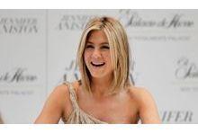 Jennifer Aniston. L'objet de son affection