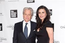 Michael Douglas et Catherine Zeta-Jones, la séparation