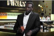 Omar Sy incarne les boissons Fïnley