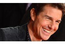 Tom Cruise, papa noël, papa acteur