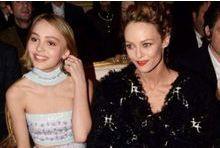 Lily-Rose Depp dans les pas de sa mère