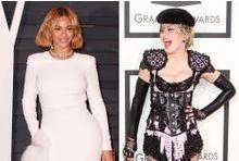 Madonna tâcle Beyoncé