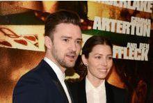 Justin Timberlake fier du ventre rond de Jessica Biel