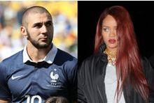 Karim Benzema et Rihanna de plus en plus proches