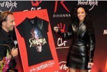 Rihanna, la sulfureuse en ambassadrice de charité
