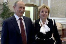 Vladimir Poutine a divorcé