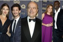 Hier soir à Paris... les GQ Awards