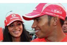 """Lewis Hamilton : Nicole """"en vaut la peine"""""""